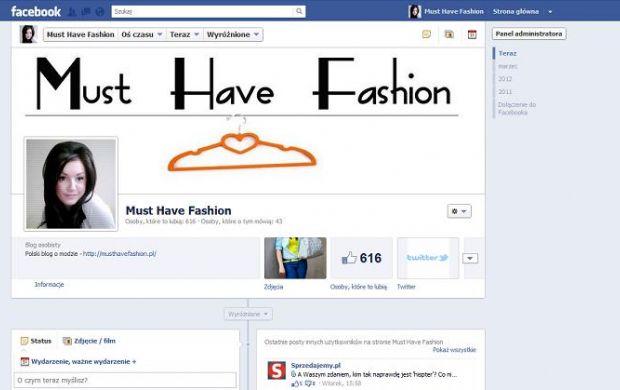 Blogerka PARIS fan page