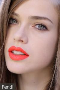 Pomarańczowe usta