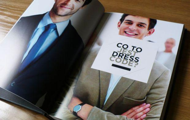 DRESS CODE tajemnice męskiej elegancji recenzja książki