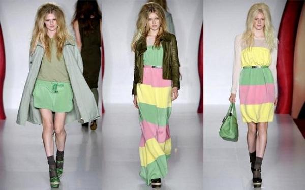 Trendy wiosna lato 2012