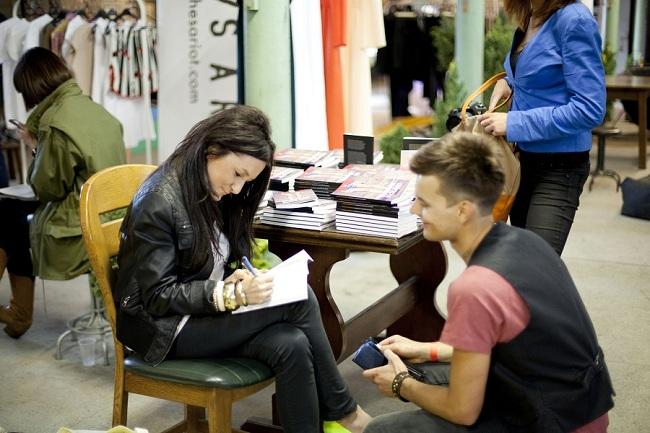 Spotkanie z Joanną Szczepaniak Premiera książki Pamiętnik Modowej Blogerki