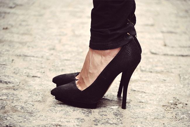 2 copz Czarno biała elegancja stylizacja