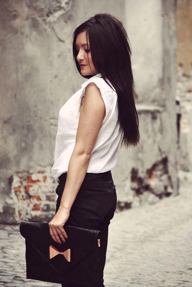 6abpoprawka Czarno biała elegancja stylizacja