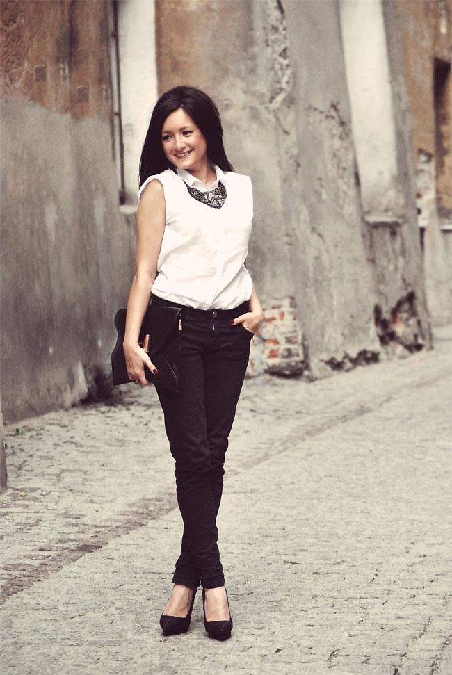 9 copy Czarno biała elegancja stylizacja