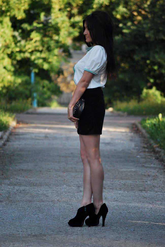 Koszula z kołnierzykiem - Must Have Fashion Blog o modzie
