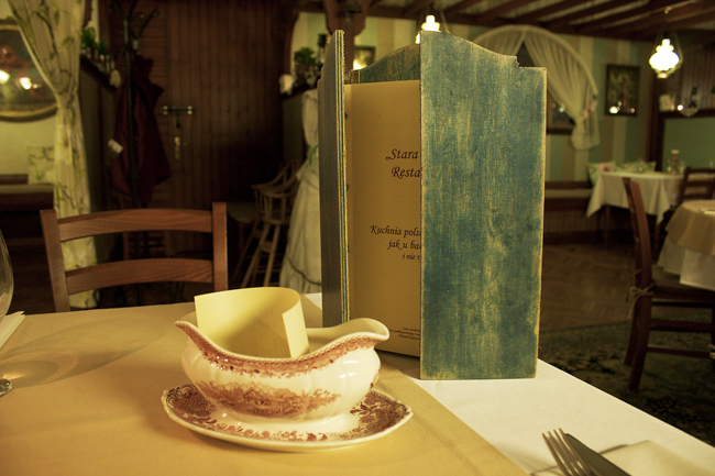 Restauracja Stara szafa Ludna
