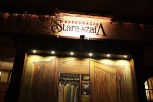 Stara Szafa restauracja