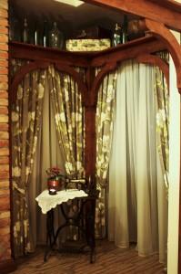 restauracja stara szafa