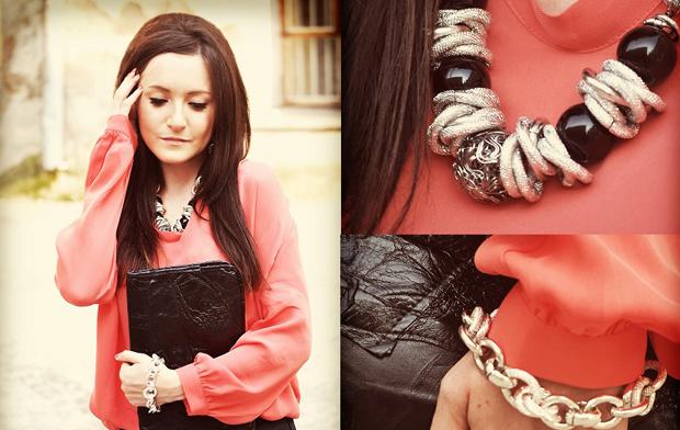 Biżuteria srebrna LANEVE kolekcja jesień zima 2012