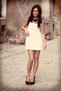 Sukienka Twiggy