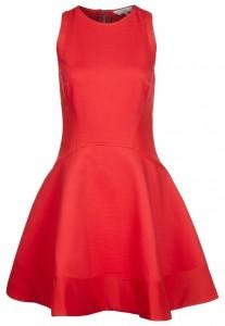 Sukienka na sylwestra czerwona