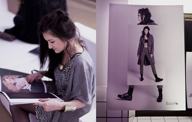 K Mag i Solar wystawa zdjęć produkcja artystyczna