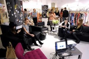 Spotkanie blogerek z Solarem w Aliganza Fashion Agency