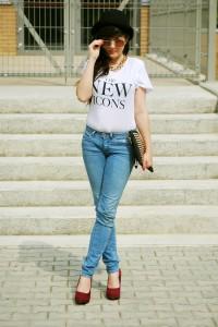 wrangler jeansy spa