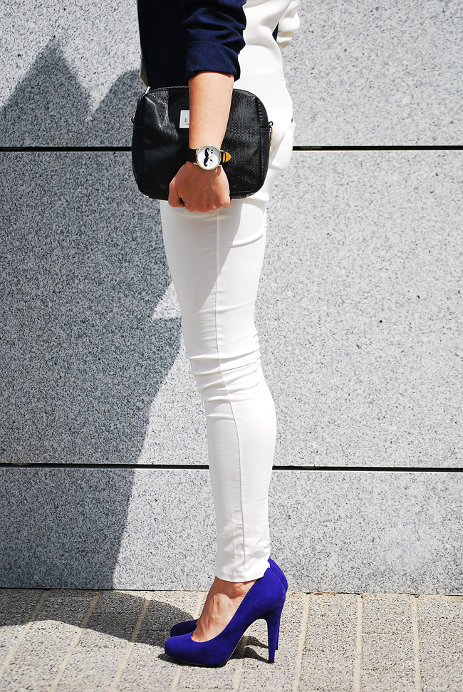 Białe rurki