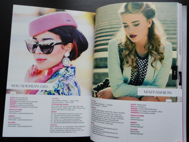 fashion book poland