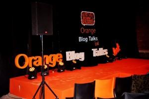 orange blog talks look