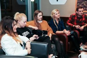 Starbucks spotkanie z blogerkamiStarbucks spotkanie z blogerkami