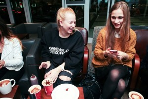 Starbucks spotkanie z blogerkami