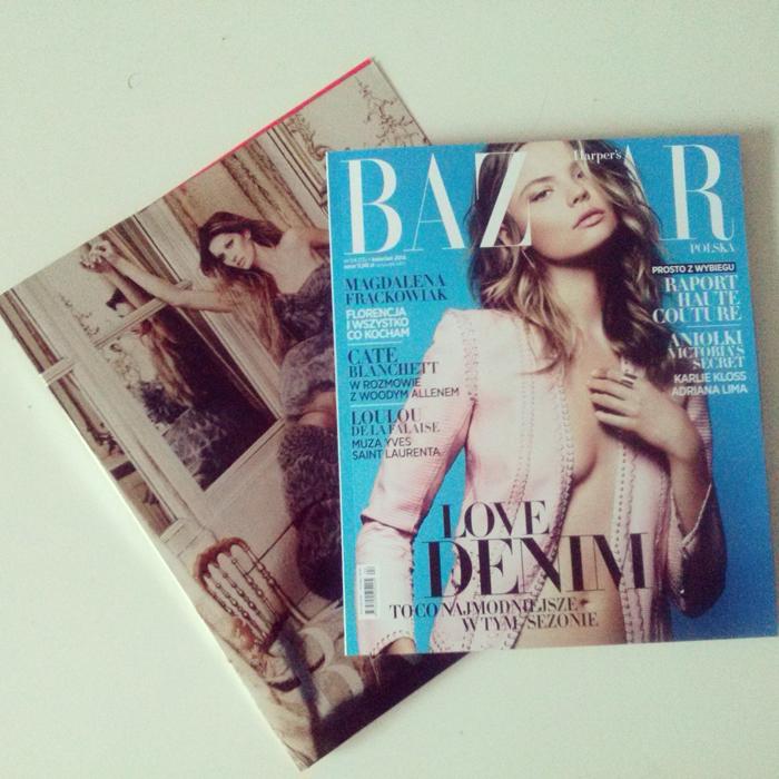 urodziny Harpers Bazaar