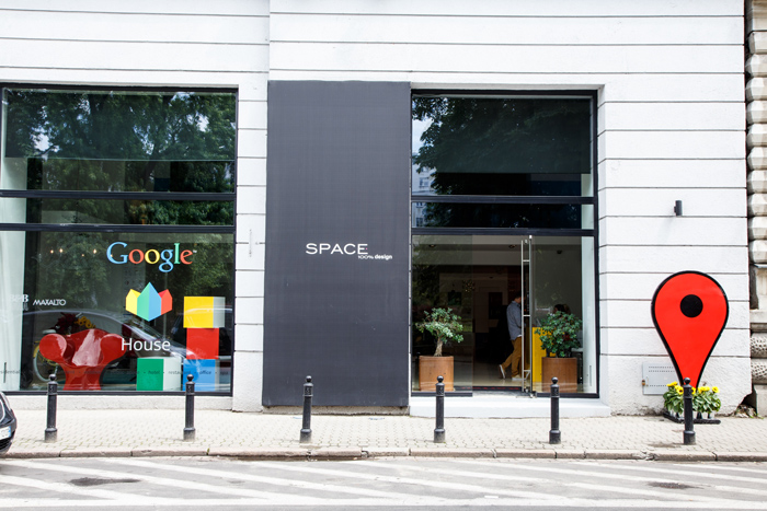 Google House Space