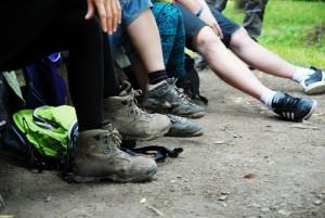 Górskie buty