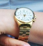 Konkurs: wygraj duży złoty zegarek od Timex