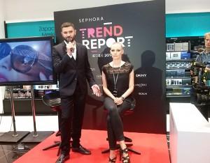 Sephora Trend Report 2014 Estee Lauder