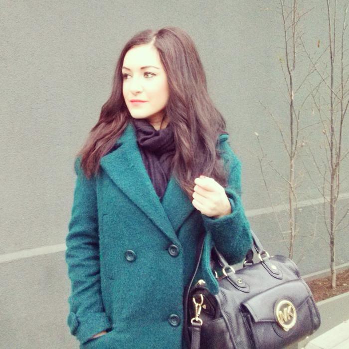 Płaszcz szmaragdowy 2