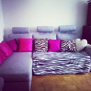 Sofa glamour