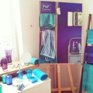 F&F Home wiosna 2015 kolorowe dodatki