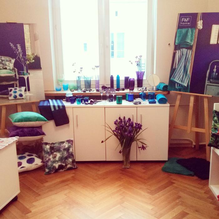 F&F Home wiosna 2015 kolekcja