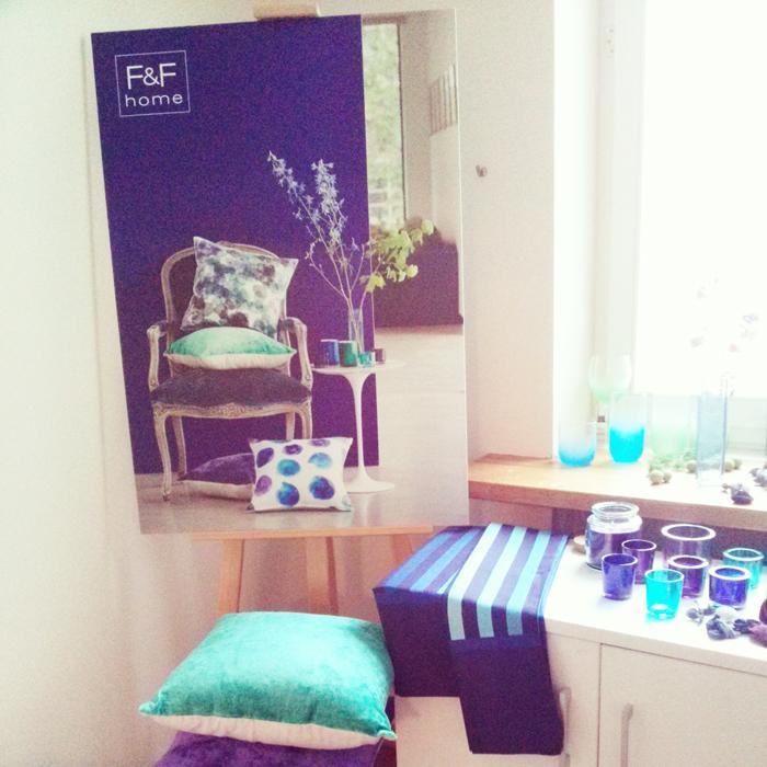 F&F Home wiosna 2015 morskie