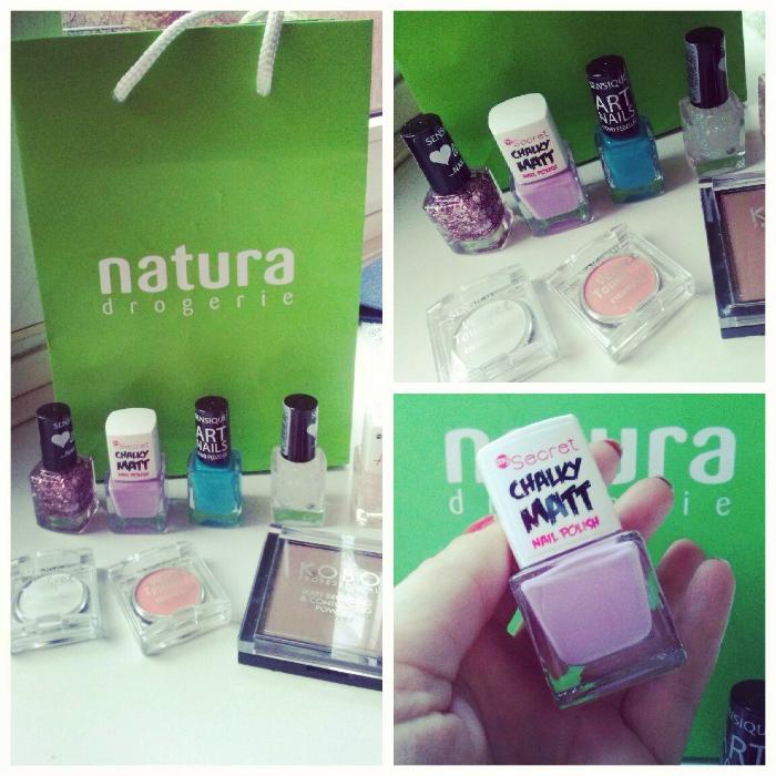 drogeria natura nowości kosmetyczne 2015