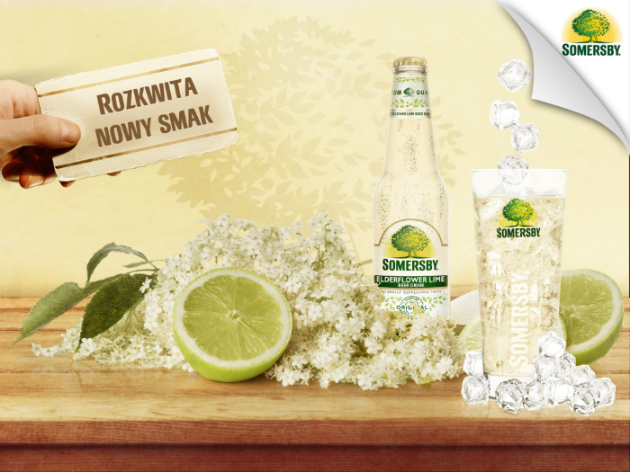 somersby elderlime