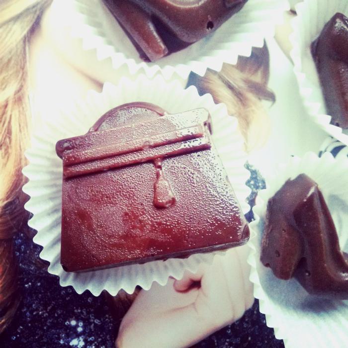czekoladka torebka