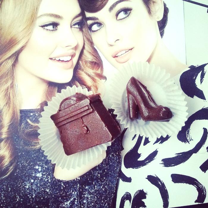 pralinki czekoladowe fashion