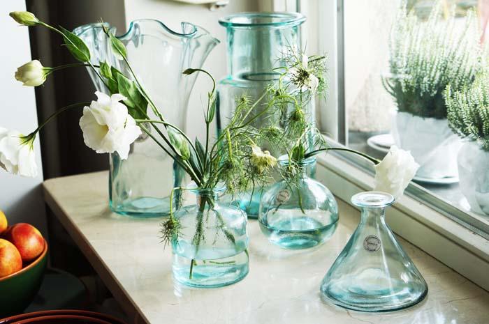 ff home szklane wazony
