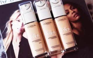loreal true match opinia