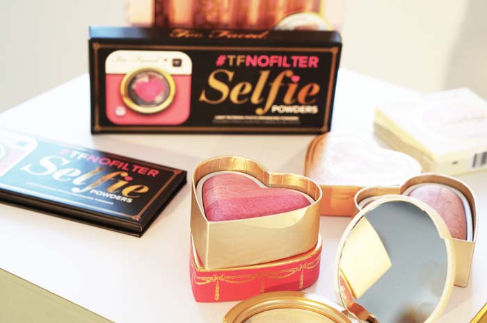 selfie powders too faced