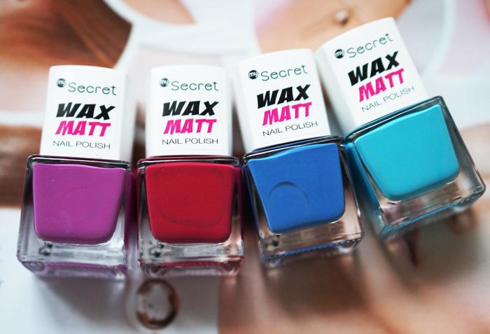 secret lakiery wax matt