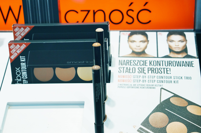 smashbox bronzery do konturowania