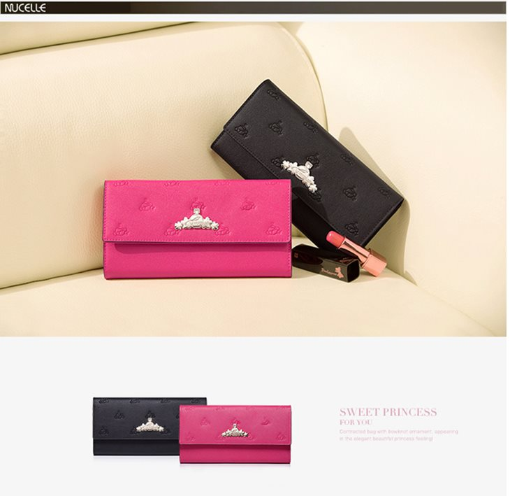 skórzany portfel modny