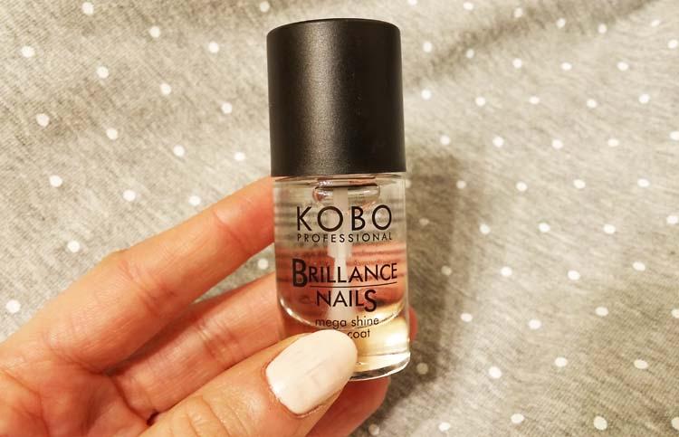 kobo top coat brillance nails
