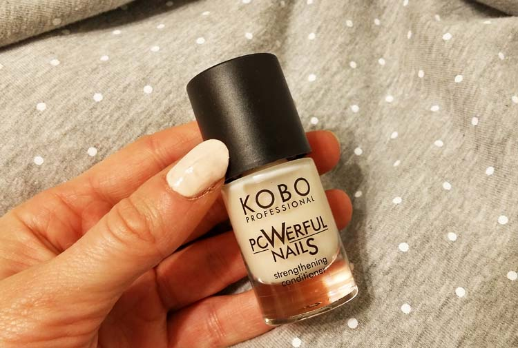 odżywka kobo powerfull nails