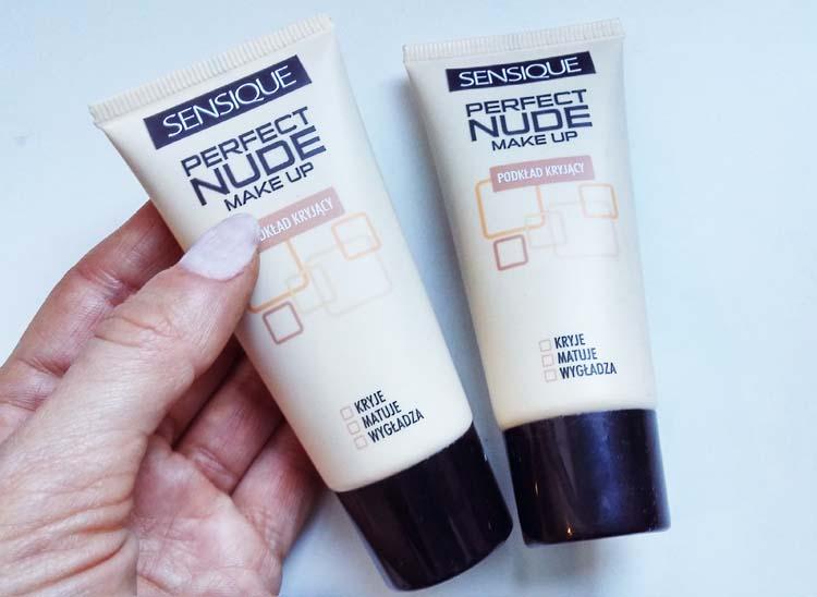 podkład sensique perfect nude