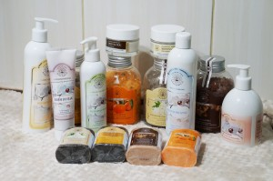 kosmetyki z buska zdroju