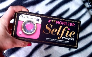 selfie powders too faced