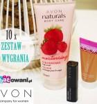 Konkurs! Do wygrania 10 zestawów kosmetyków od AVON