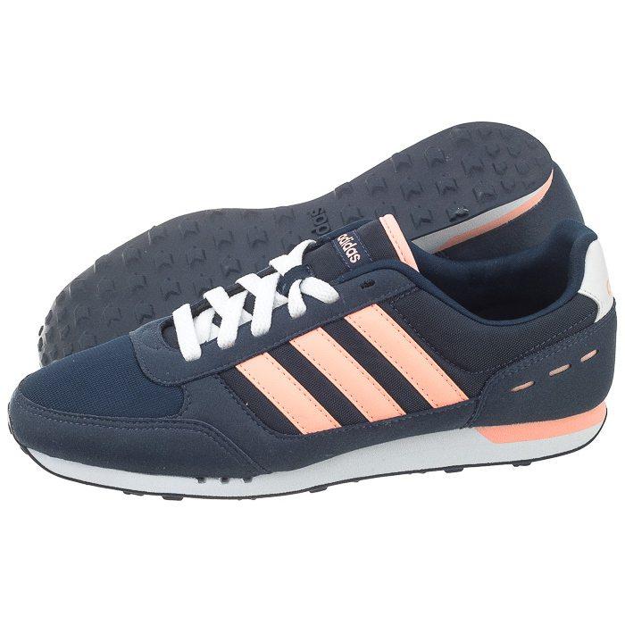 Adidas City Racer niebieskie